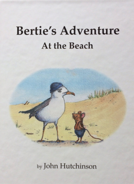 Bookcover of Berties Adventure at the Beach